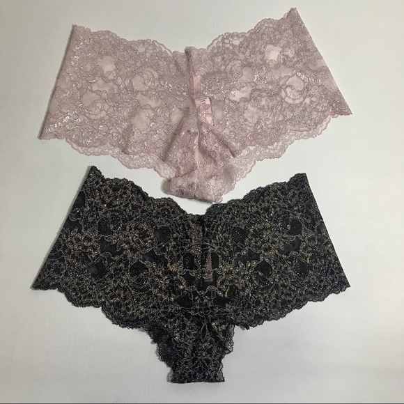 a49ddba216978 X2 Victoria s Secret Dream Angels Boyshort Panty